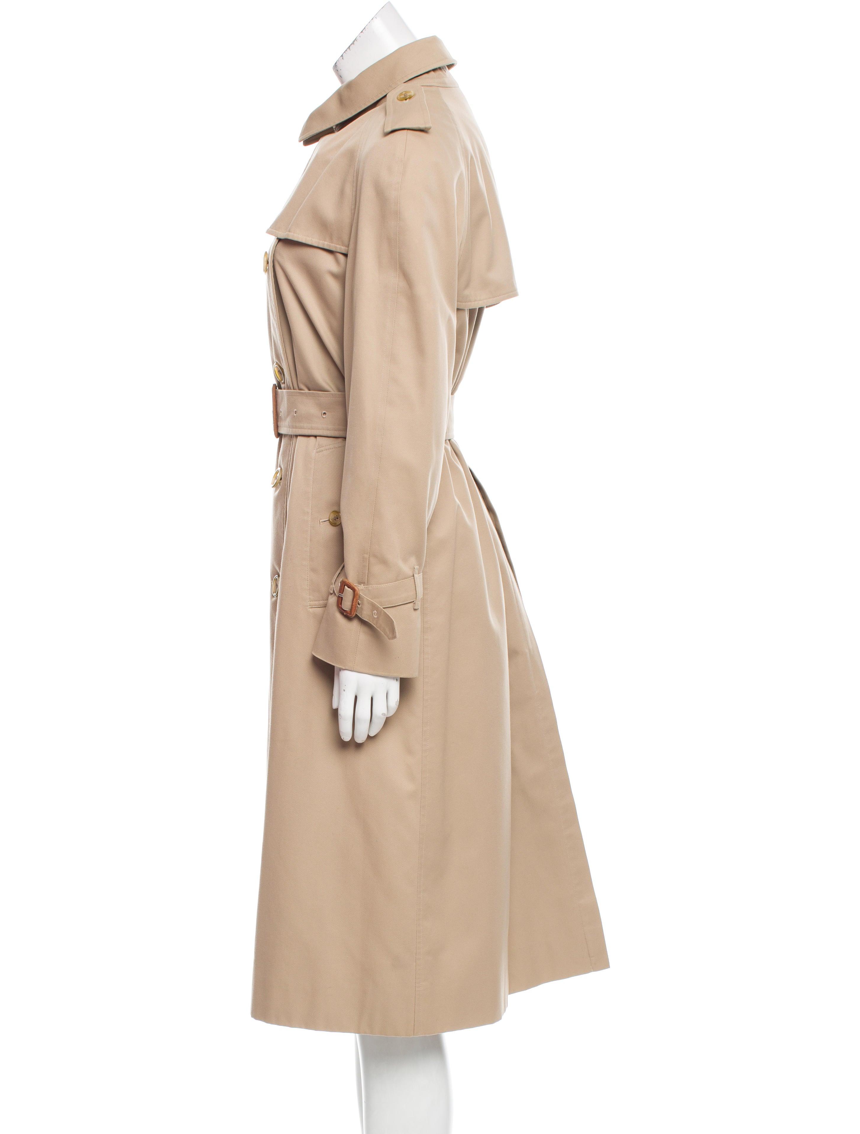 Trench coat hoodie