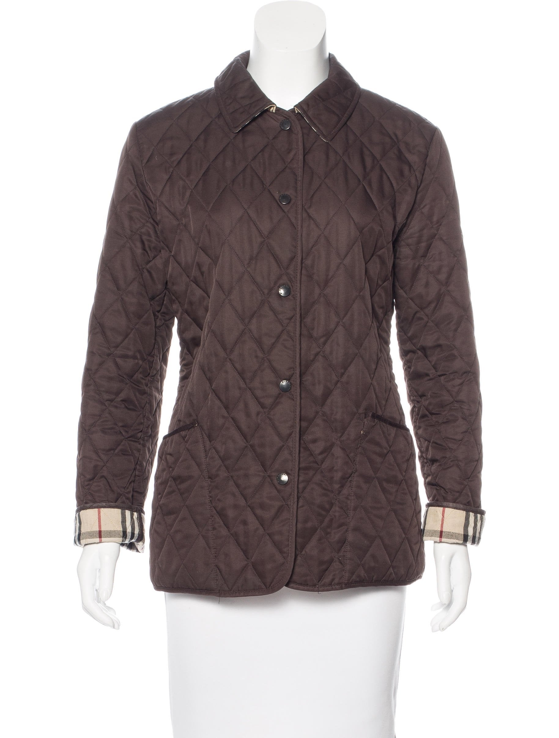 Burberry Lightweight Quilted Jacket Clothing Bur76460
