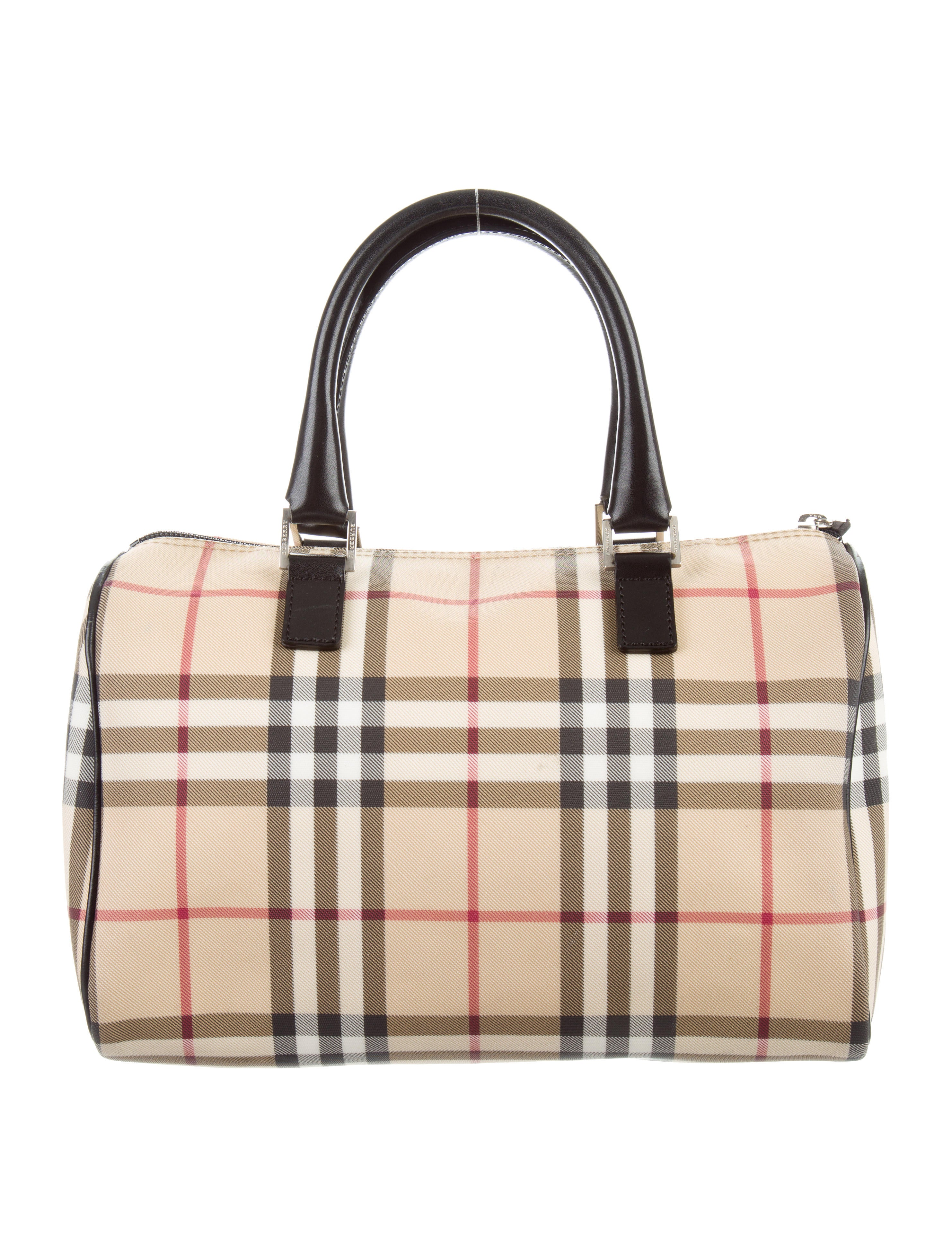 Burberry Nova Check Chester Bag - Handbags - BUR77357  36db736073cbc