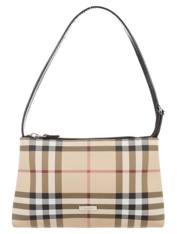 Burberry Nova Check Pochette None