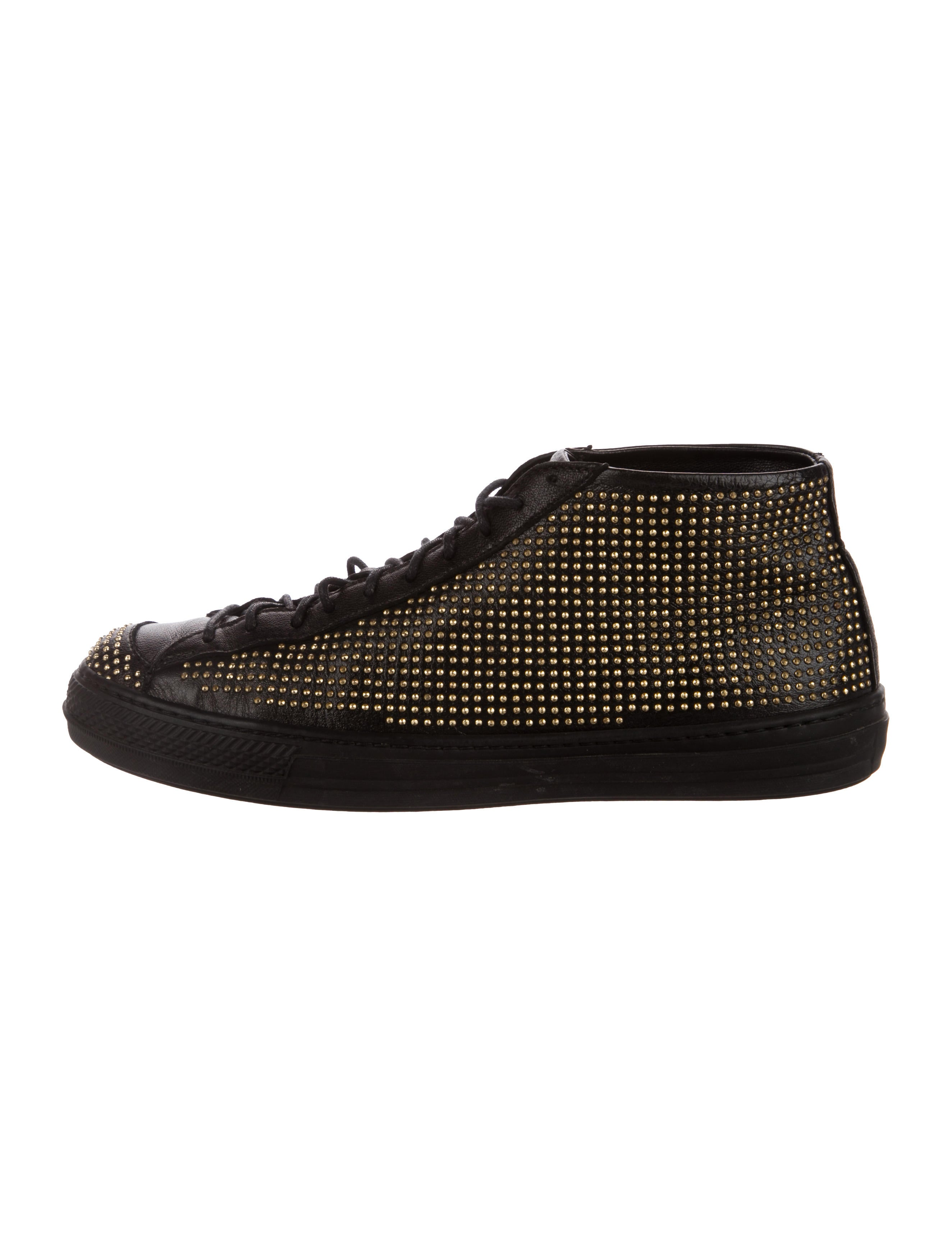 discount 2015 Burberry Fingall High-Top Sneakers discount pictures U4m5J