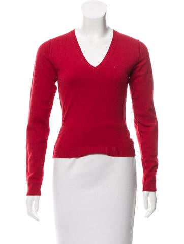 Burberry Wool Knit Sweater None