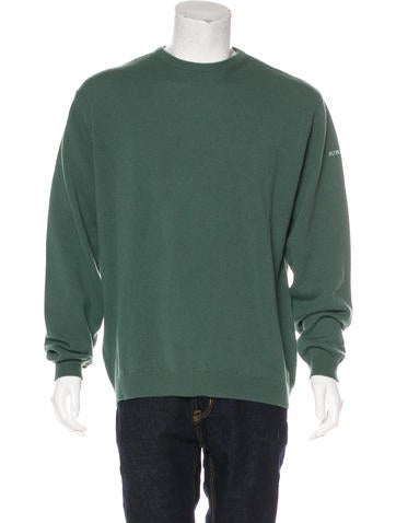 Burberry Extra Fine Merino Wool Sweater w/ Tags None
