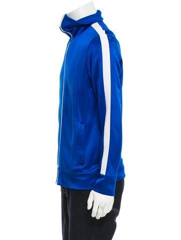 burberry hoodie mens blue