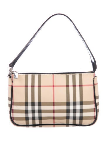 Burberry Nova Check Shoulder Bag None