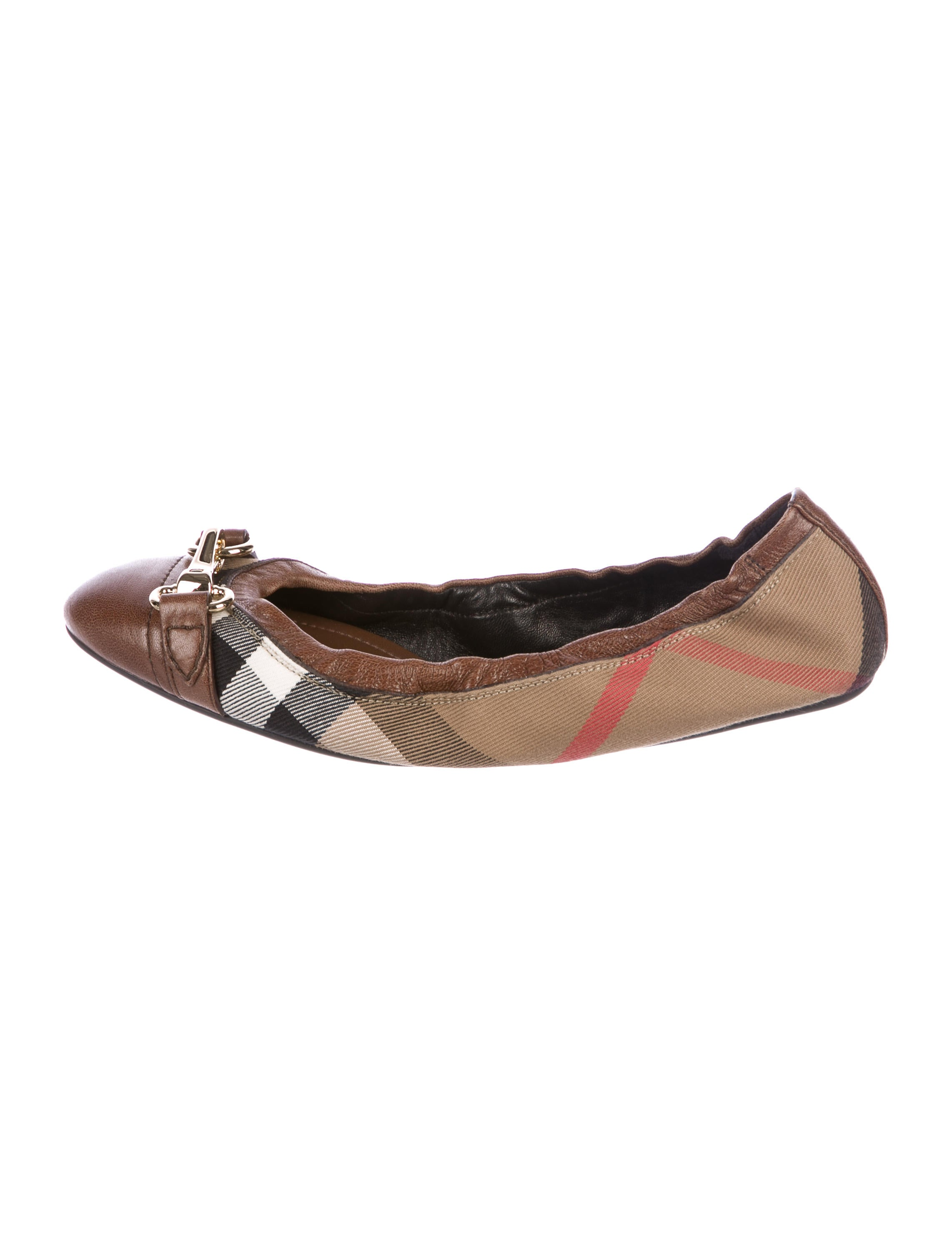 cheapest price Burberry Heritage House Check Shipley Flats discount amazon clearance for cheap explore sale online cheap online store Manchester FUs5wuX