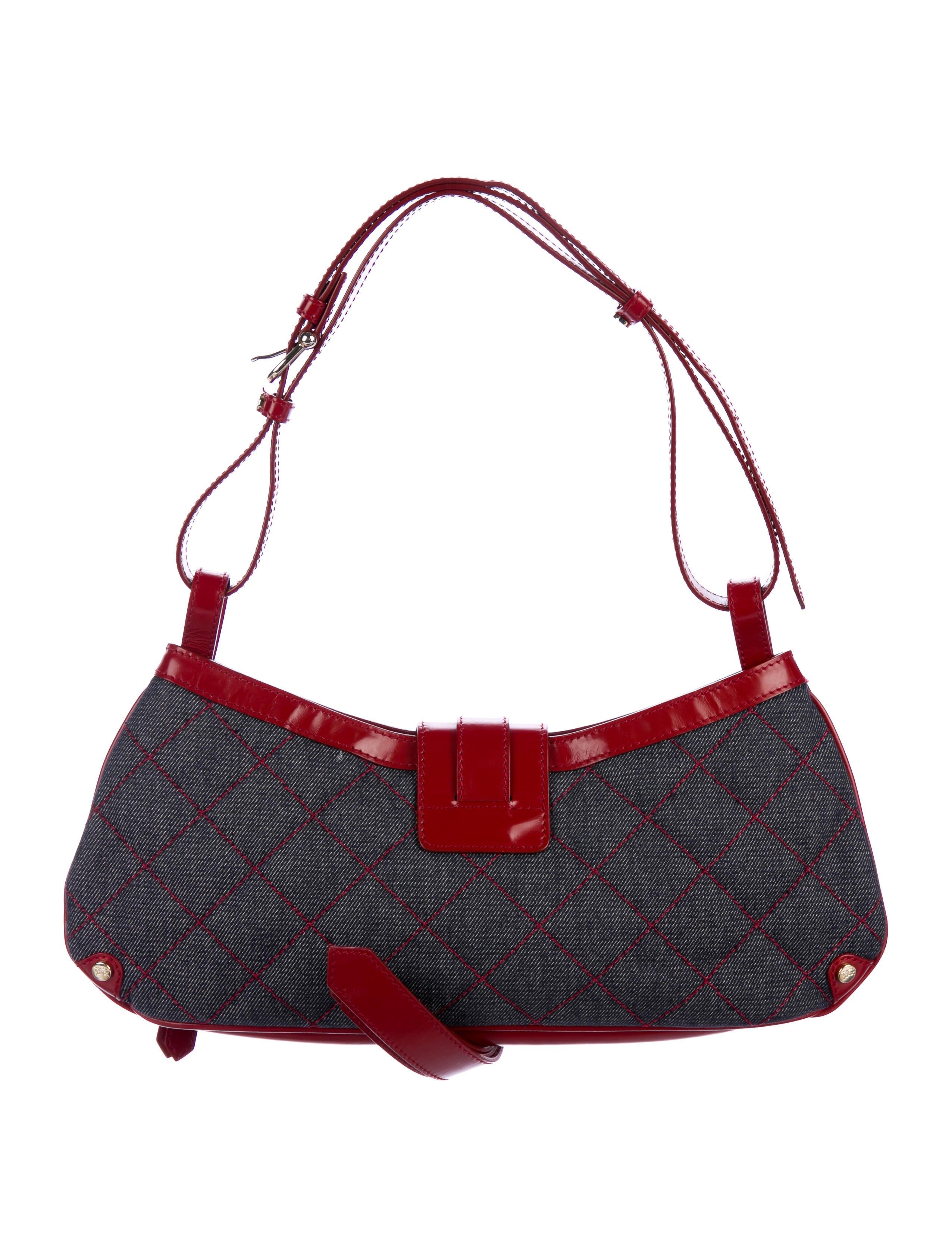 c393a305ee6e Burberry Small Denim Cinda Bag - Handbags - BUR90230