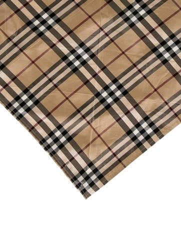 Nova Check Handkerchief