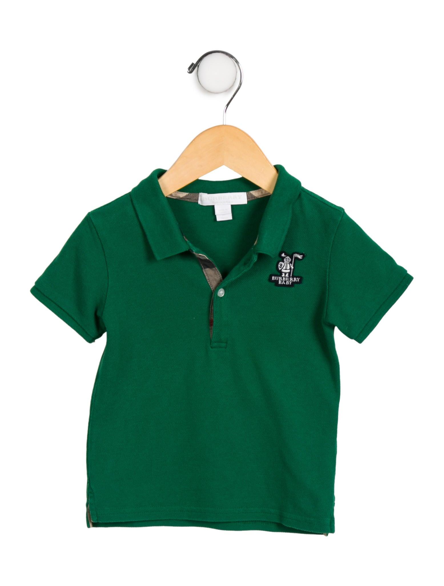 9a2cad4d5 Burberry Boys  House Check-Trimmed Polo Shirt - Boys - BUR96015 ...