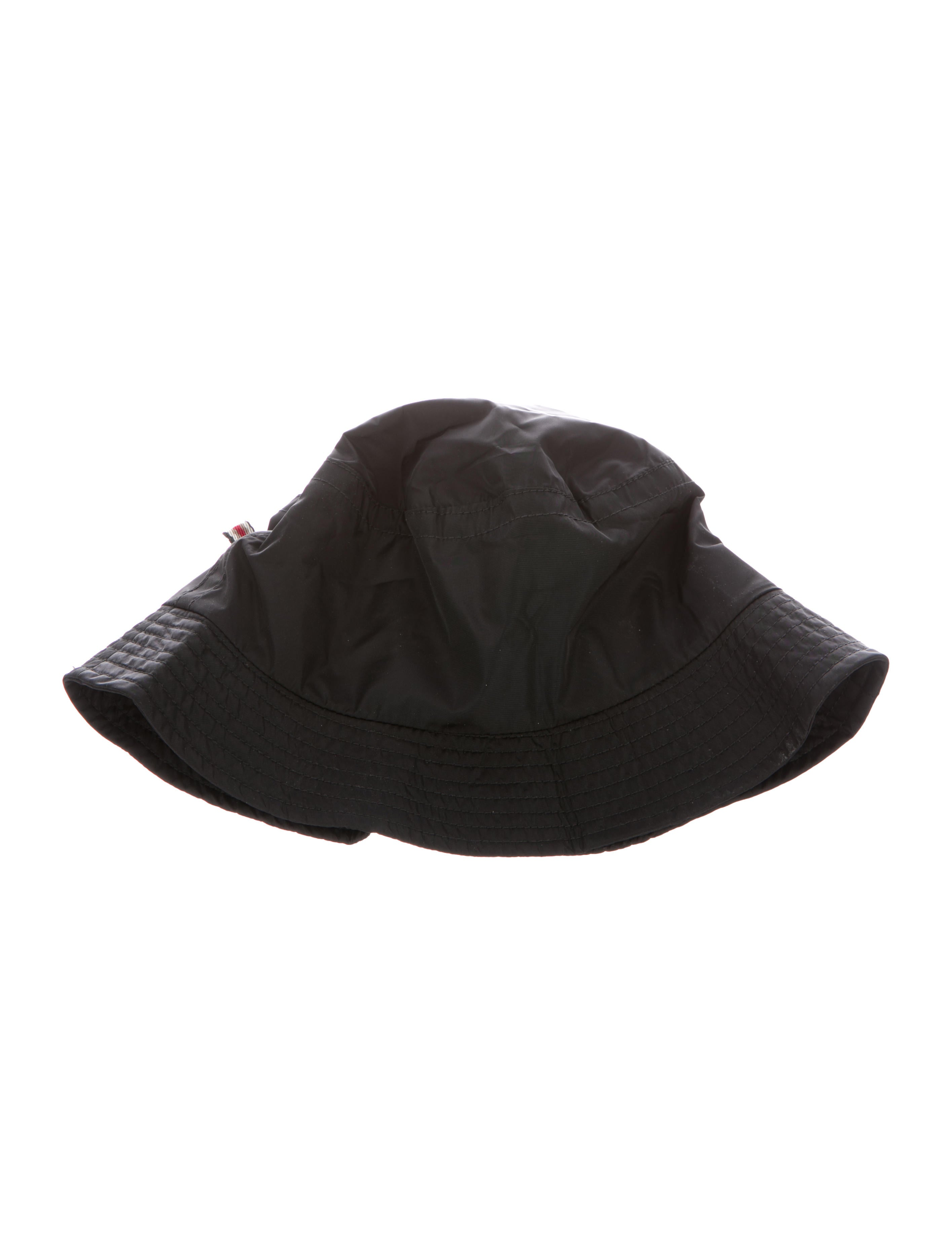 Burberry Woven Bucket Hat - Accessories - BUR97661  cdaeea73890