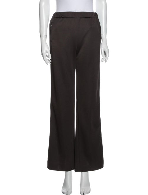 BY. Bonnie Young Wide Leg Pants Brown - image 1