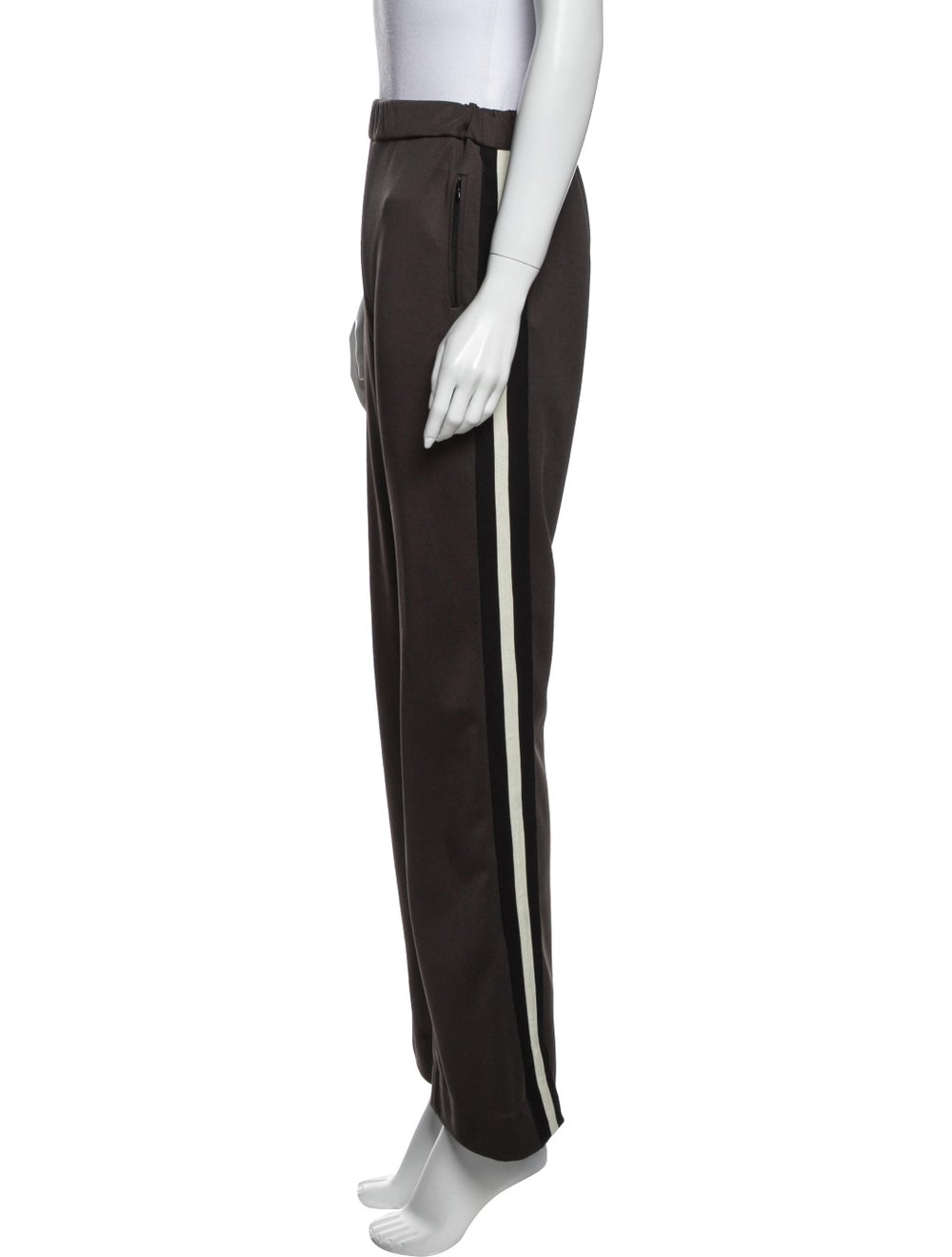 BY. Bonnie Young Wide Leg Pants Brown - image 2