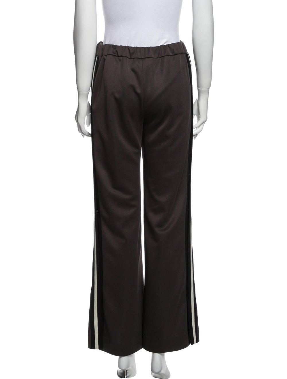 BY. Bonnie Young Wide Leg Pants Brown - image 3