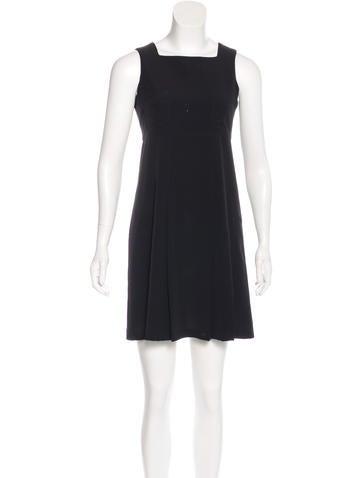 Cacharel Sleeveless Mini Dress None