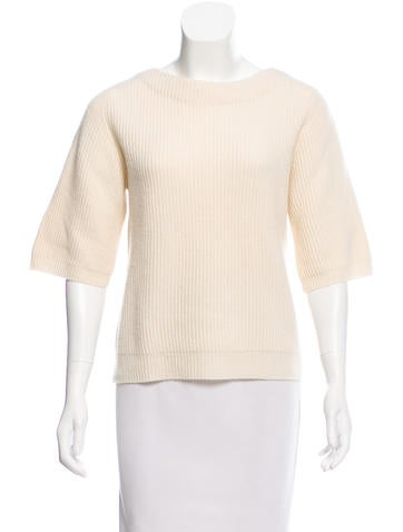 Cacharel Wool Heavy Sweater None