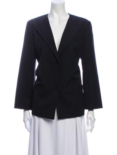 Cacharel Wool Blazer Wool