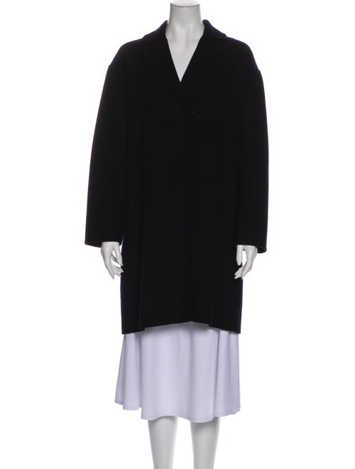 Cacharel Wool Coat Wool