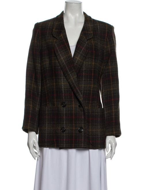 Cacharel Vintage 1980's Blazer Wool