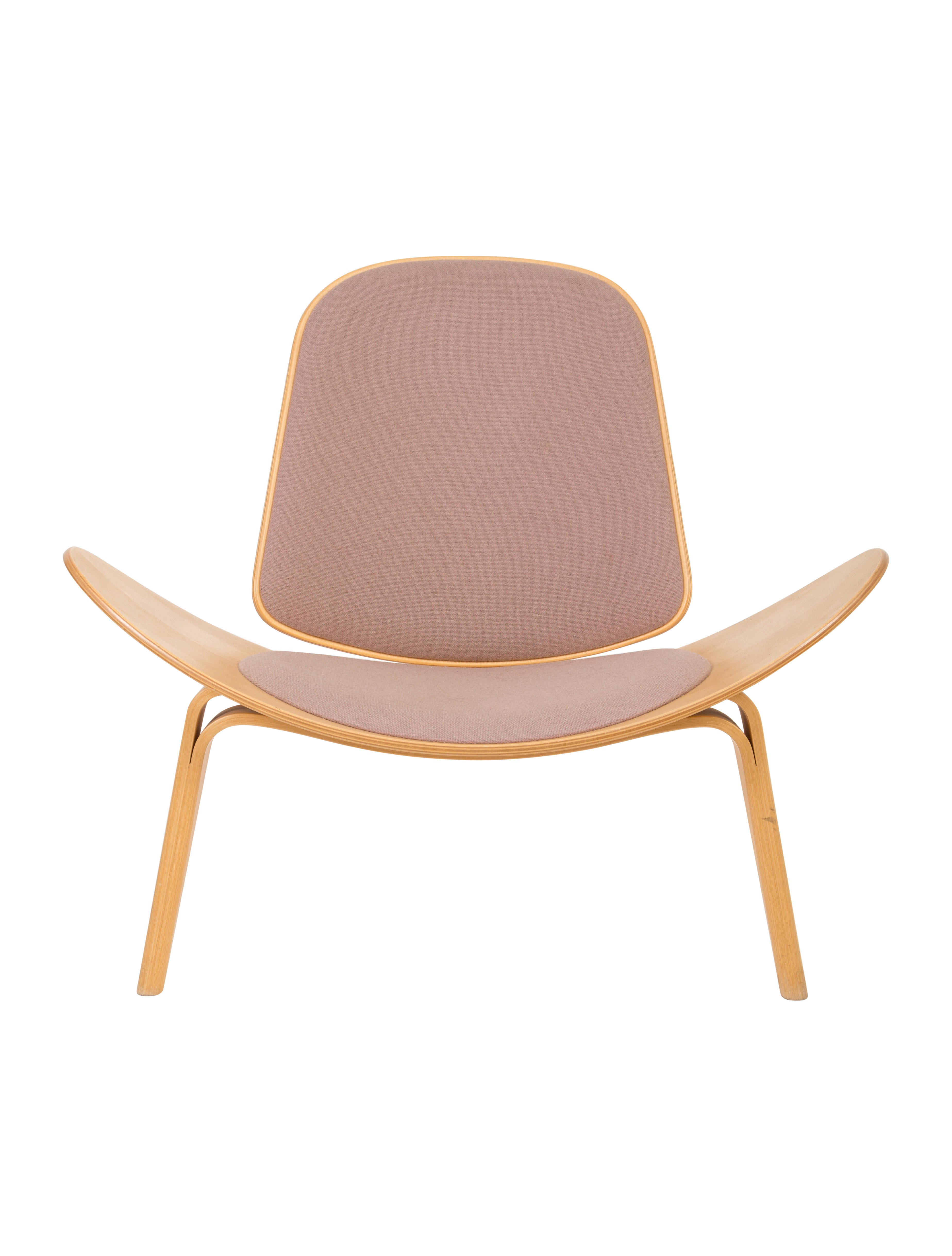 Carl Hansen Son Hans J Wegner Shell Chair Furniture
