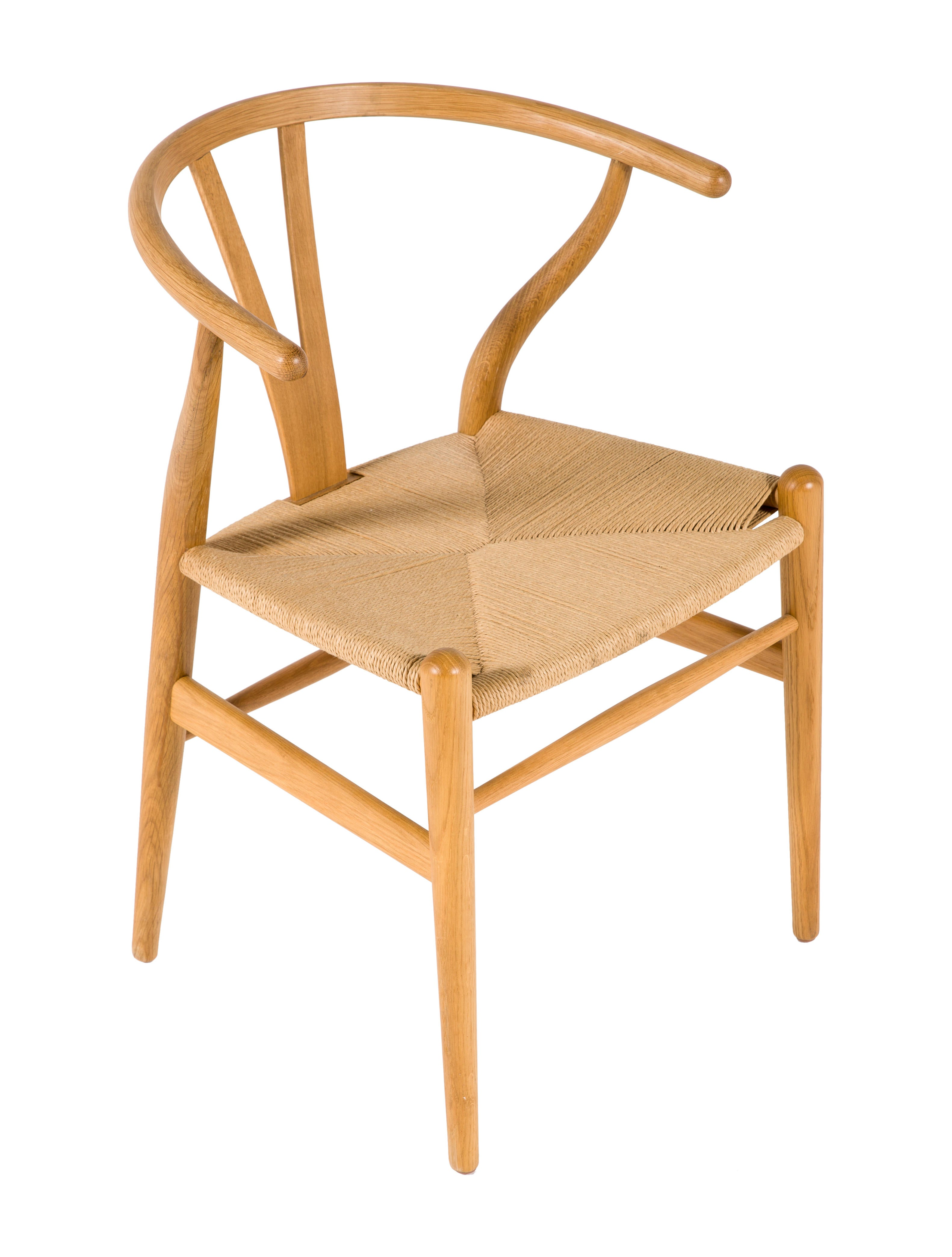 carl hansen son hans wegner wishbone chair furniture cahas20006 the realreal. Black Bedroom Furniture Sets. Home Design Ideas