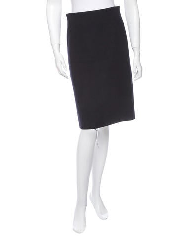 Calvin Klein Collection Skirt None