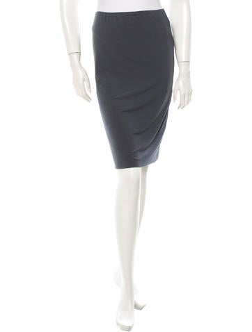 Calvin Klein Collection Skirt None