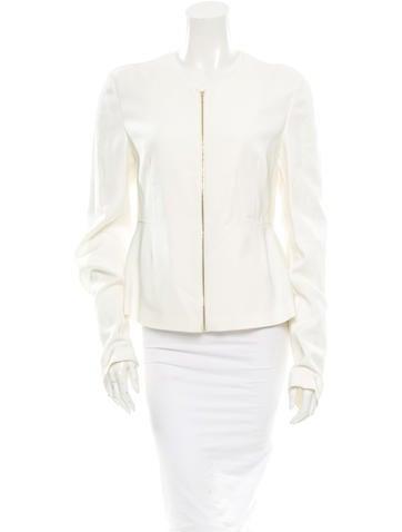 Calvin Klein Collection Jacket None