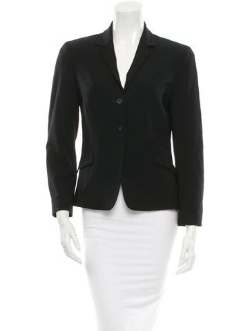 Calvin Klein Collection Blazer None