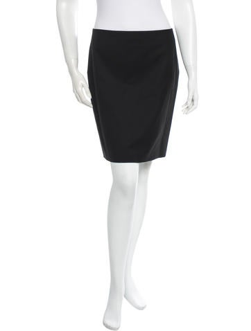 Calvin Klein Collection Wool Skirt!