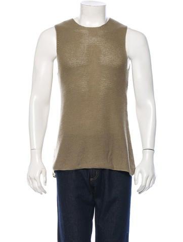 Calvin Klein Collection Cashmere Sweater None
