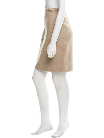 Wool Pencil Skirt w/ Tags