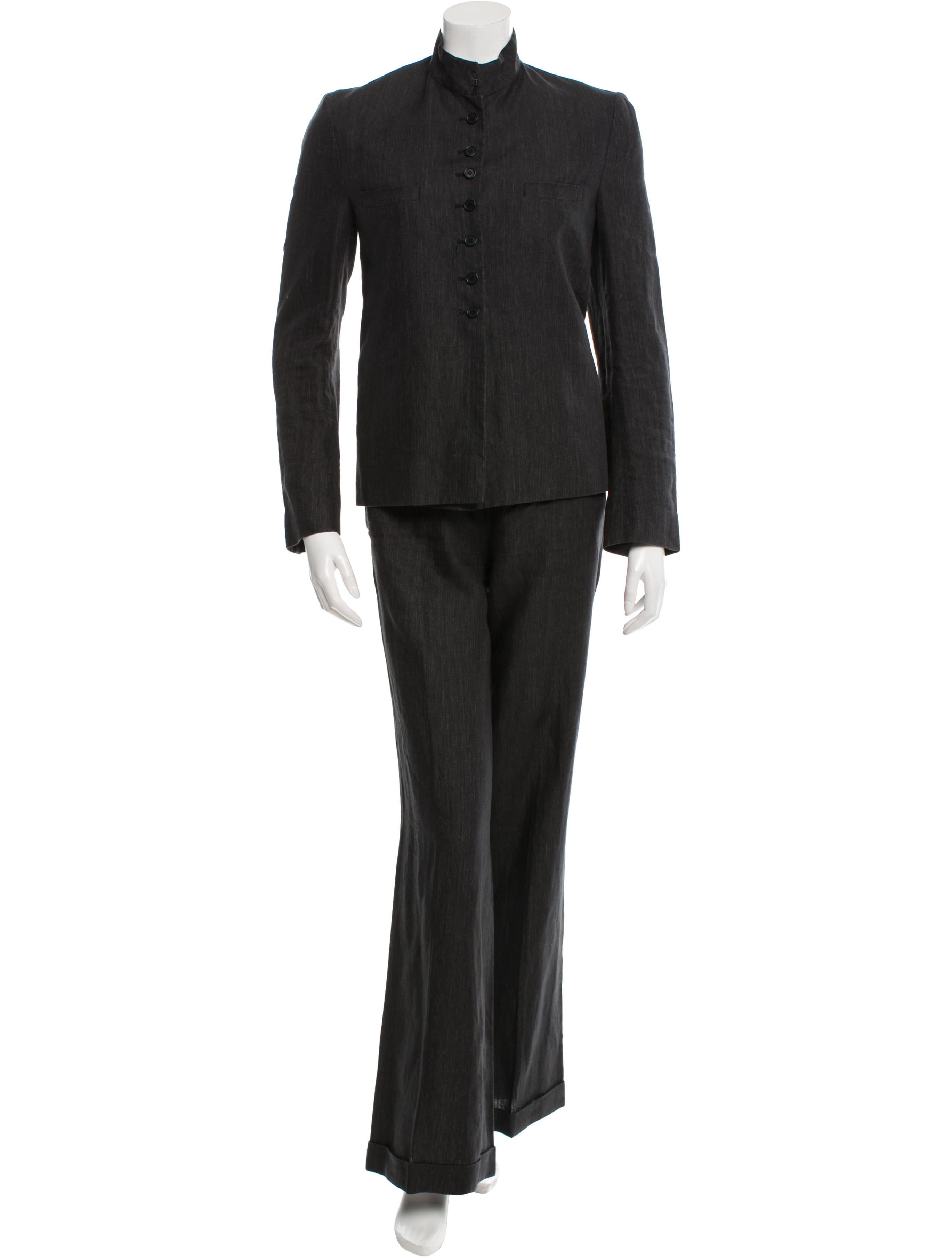 Perfect White Linen Pants Suit For Women With New Inspiration In Singapore U2013 Playzoa.com