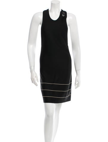Calvin Klein Collection Knit Mini Dress w/ Tags None