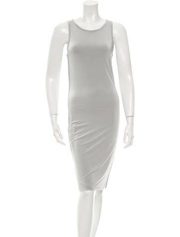 Calvin Klein Collection Casual Sleeveless Dress None