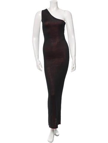 Calvin Klein Collection Knit Maxi Dress None