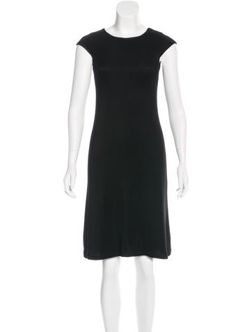 Calvin Klein Collection Knit Knee-Length Dress None