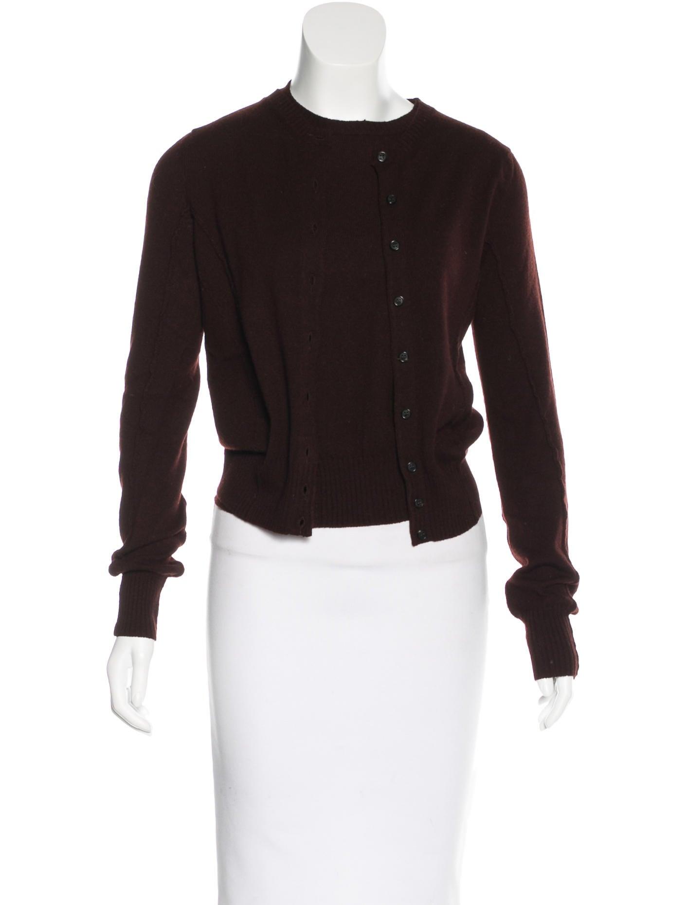 calvin klein collection cashmere cardigan set clothing. Black Bedroom Furniture Sets. Home Design Ideas