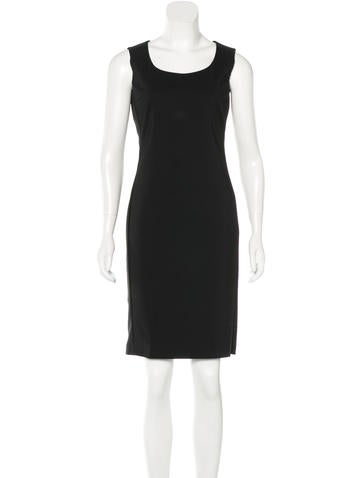 Calvin Klein Collection Sleeveless Shift Dress w/ Tags None