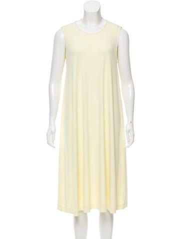 Calvin Klein Collection Casual Midi Dress w/ Tags None