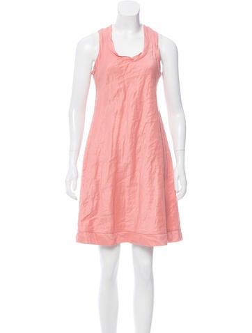 Calvin Klein Collection Sleeveless Knee-Length Dress None