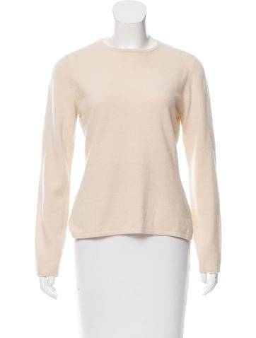 Calvin Klein Collection Wool Crew Neck Sweater None