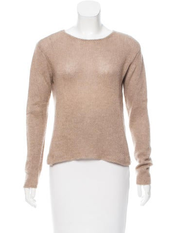 Calvin Klein Collection Cashmere Knit Sweater None