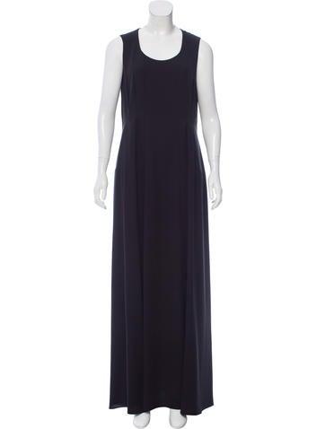Calvin Klein Collection Sleeveless Evening Dress None