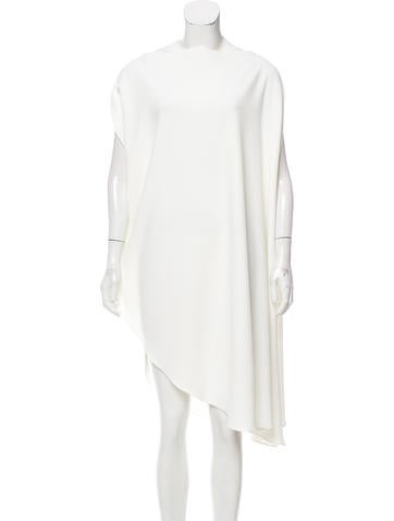 Calvin Klein Collection Oversize Shift Dress None