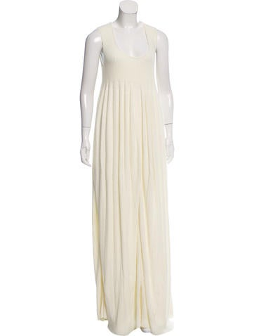 Calvin Klein Collection Knit Maxi Dress w/ Tags None