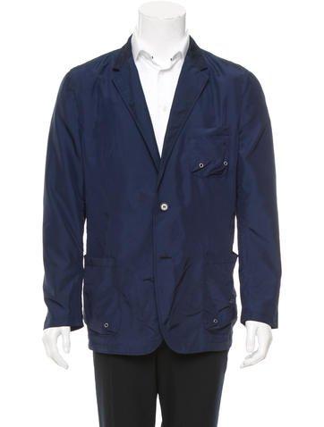 Calvin Klein Collection Lightweight Sport Coat None