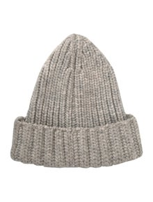9ab2da6b458 Calvin Klein Collection. Chunky Knit Mélange Beanie