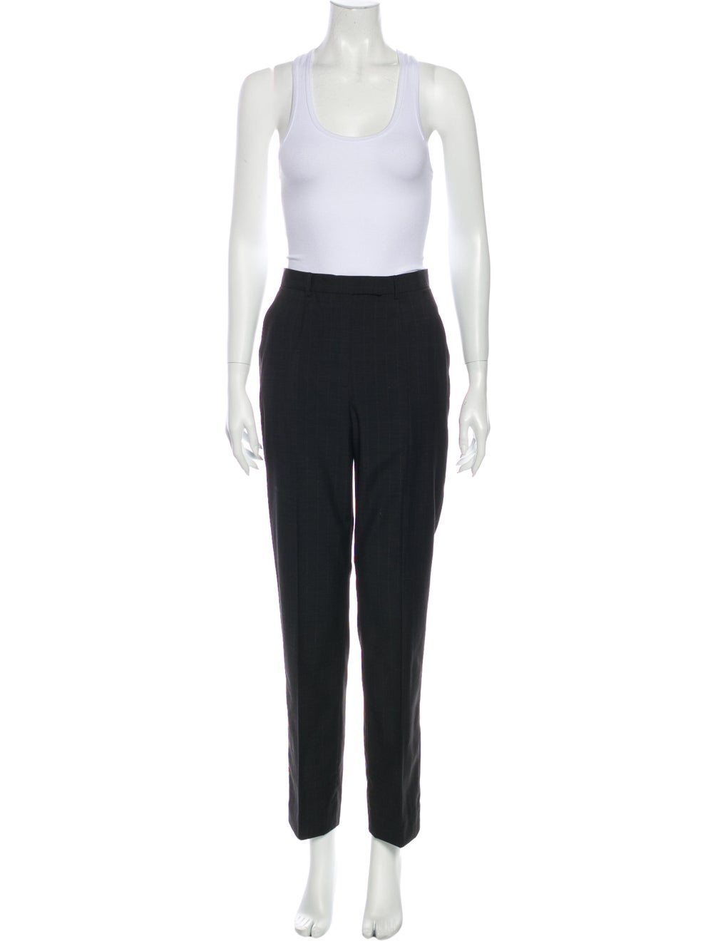 Calvin Klein Collection Wool Pantsuit Wool - image 4
