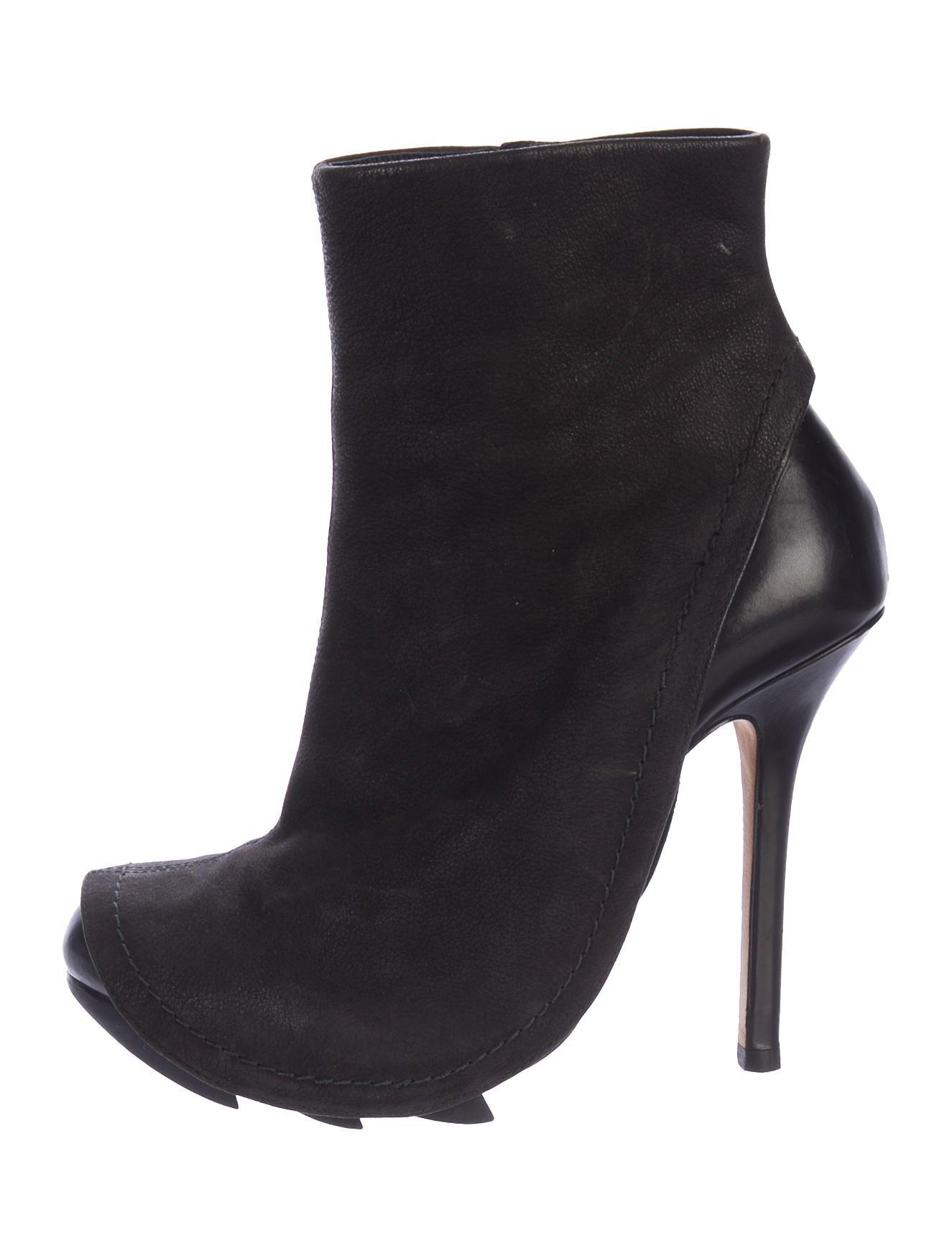 Camilla Skovgaard Drape Platform Ankle Boots cheap sale shop HxxubjfbM