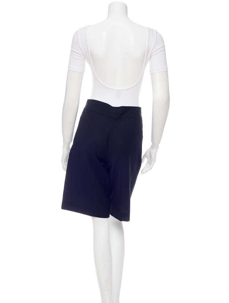 carolina herrera shorts clothing cao10052 the realreal